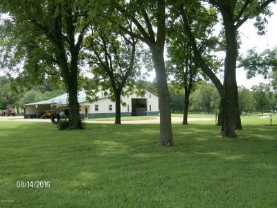 McDonald County Farm & Ranch For Sale: 1632 Elkhorn Road