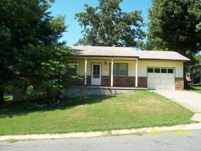 Neosho MO Single Family Home Sold: $51,110