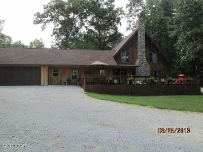 Neosho MO Single Family Home Sold: $219,900