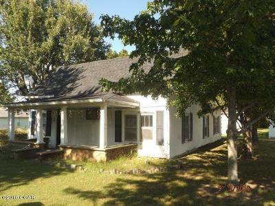 Newton County Single Family Home For Sale: 671 S Pennsylvania Street