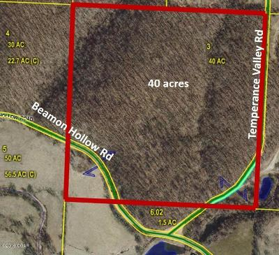 Goodman MO Residential Lots & Land Sold: $49,900