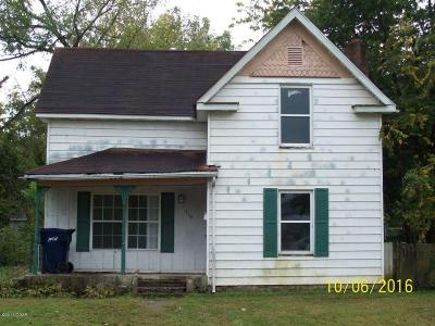 Neosho MO Single Family Home Sold: $15,900