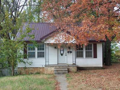 Neosho MO Single Family Home Sold: $32,000
