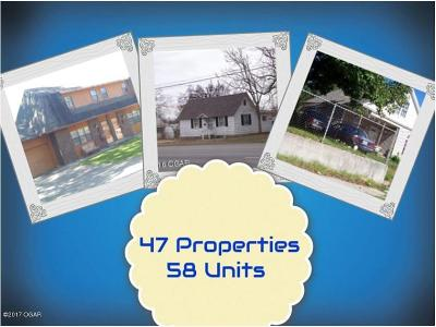 Joplin Multi Family Home For Sale: 602 E 15th (Multiple Package Prop)