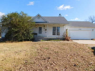 Jasper County Single Family Home For Sale: 13288 County Road 270