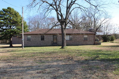 McDonald County Single Family Home For Sale: 4838 N State Highway 43