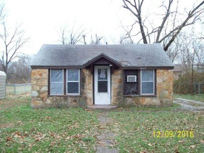Seneca MO Single Family Home Sold: $10,700