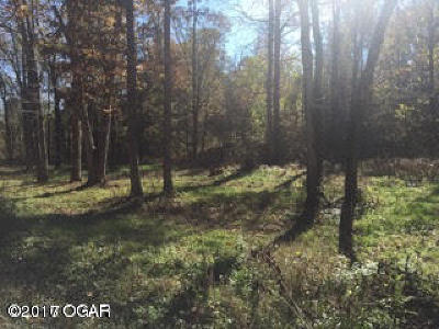 Newton County Residential Lots & Land For Sale: Xxx Mink Drive Tract 4