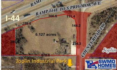 Joplin MO Residential Lots & Land Sold: $675,000