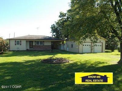 McDonald County Single Family Home For Sale: 1794 W State Hwy 76