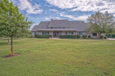 Jasper County Single Family Home For Sale: 9500 Cty Rd 300