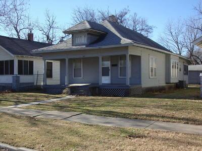 Jasper County Single Family Home For Sale: 926 S Connor Avenue