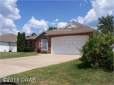 Jasper County Single Family Home For Sale: 2615 S Highland