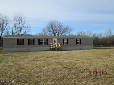 Goodman MO Single Family Home Sold: $59,900