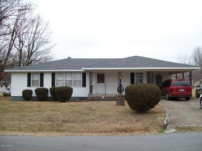 Wheaton MO Single Family Home Sold: $71,900