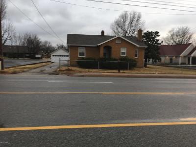 Newton County Single Family Home For Sale: 530 E 32nd Street