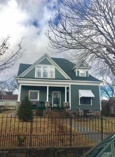 Newton County Single Family Home For Sale: 312 N Wood Street