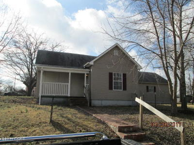 Granby MO Single Family Home Sold: $64,900
