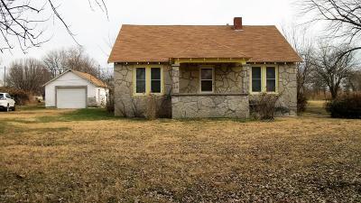 Stark City Single Family Home For Sale: 351 Broadway Street