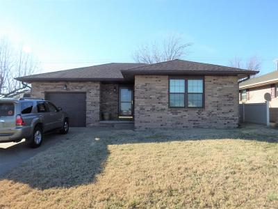 Joplin MO Single Family Home SOLD: $99,900