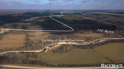 McDonald County Residential Lots & Land For Sale: 750 Ponderosa Road