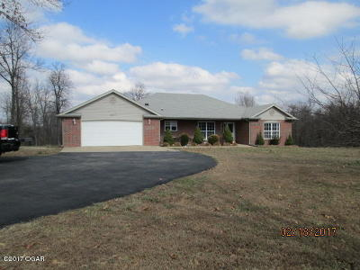 Anderson MO Single Family Home Sold: $225,000