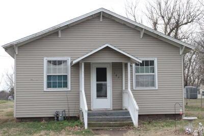 McDonald County Single Family Home For Sale: 167 E Main Street