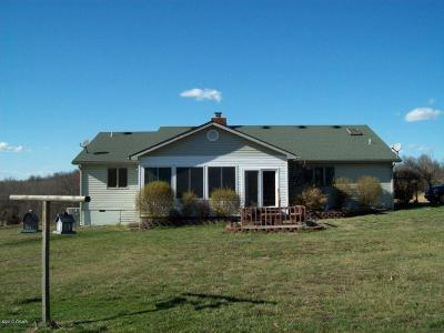 Neosho Single Family Home For Sale: 17352 Locust Road