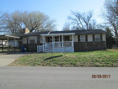 Neosho MO Single Family Home Sold: $79,999