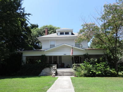 Carthage Single Family Home For Sale: 1165 S Main