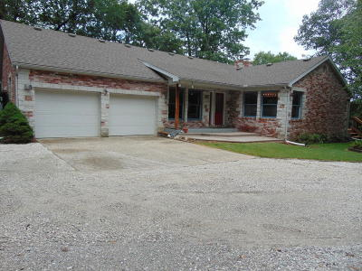 Neosho MO Single Family Home For Sale: $379,900