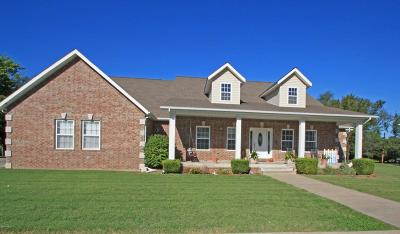 Webb City Single Family Home For Sale: 718 Golf Road