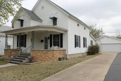 Galena Single Family Home For Sale: 1009 Short Street