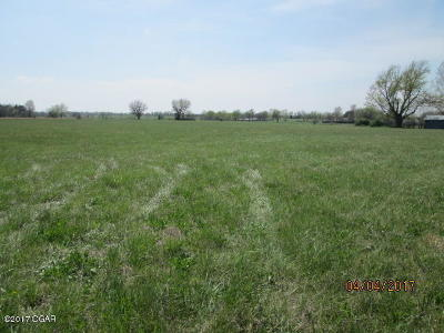 Neosho MO Residential Lots & Land Sold: $60,000