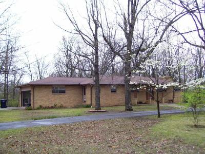 Newton County Single Family Home For Sale: 667 Cedar Ridge Drive
