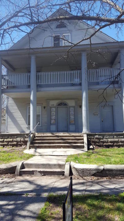 Jasper County Rental For Rent: 104 S Pearl