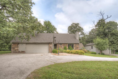 Newton County Single Family Home For Sale: 5112 Butterfield Drive