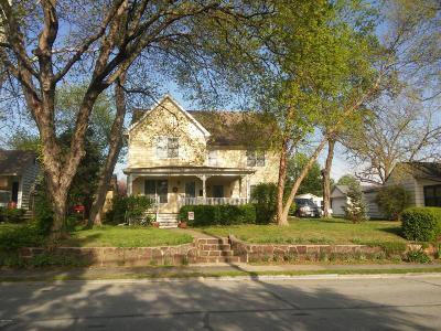 Jasper County Single Family Home For Sale: 1426 S Main Street