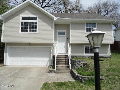 Jasper County Single Family Home For Sale: 2105 Nashville
