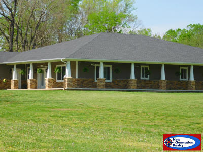 Carthage Single Family Home For Sale: 7925 County Road 190