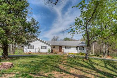 Seneca Single Family Home For Sale: 12626 Highway K