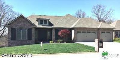 Joplin Single Family Home For Sale: 2725 Summit Drive