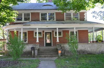 Newton County Single Family Home For Sale: 509 S Hamilton