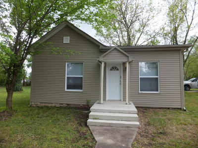 Jasper County Single Family Home For Sale: 1202 S Monroe