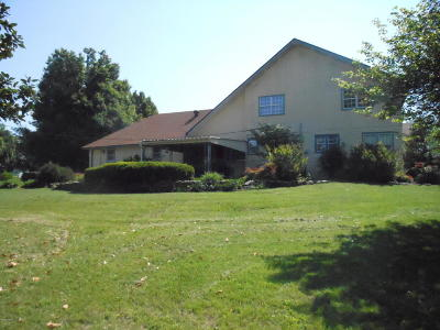 Jasper County Single Family Home For Sale: 930 S Spring Valley Lane