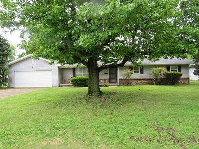 Jasper County Single Family Home For Sale: 3001 Delaware Avenue