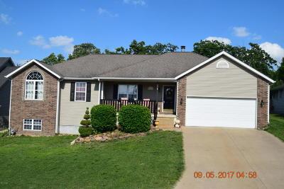 Jasper County Single Family Home For Sale: 2725 N Missouri Avenue