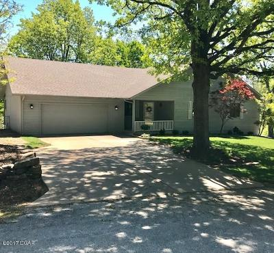 Neosho Single Family Home For Sale: 1711 Fawn