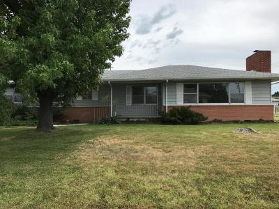 Jasper County Single Family Home For Sale: 2825 Missouri Avenue