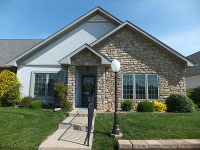 Carthage Single Family Home Active With Contingencies: 1461 Dove Drive